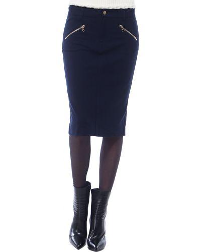 Черная юбка Marina Yachting