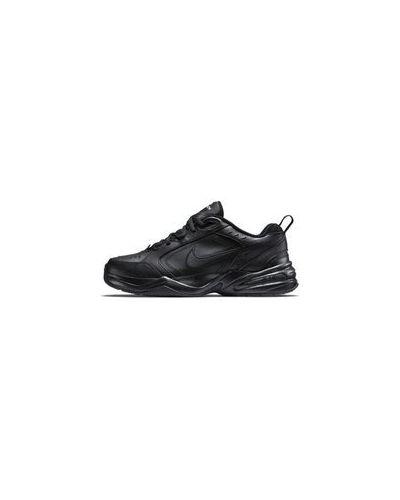 Кожаные туфли Nike
