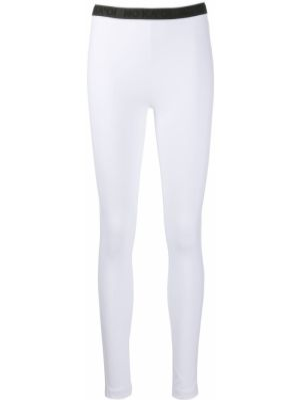Спортивные брюки укороченные с поясом No Ka' Oi