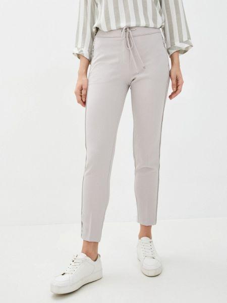Бежевые брюки Wallis