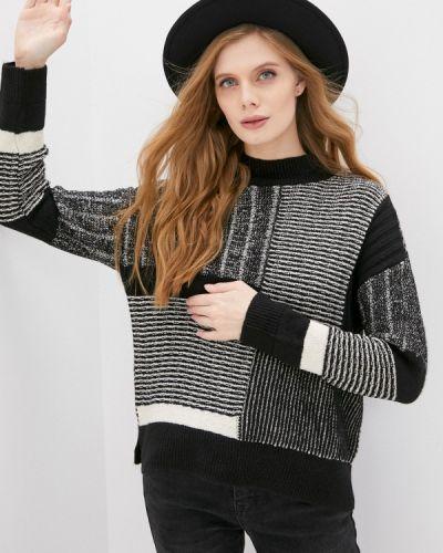 Черный свитер Desigual