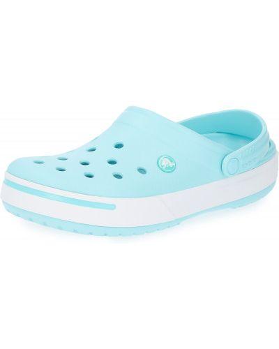 С ремешком пляжные шлепанцы Crocs