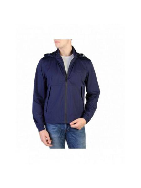 Niebieska kurtka Hackett