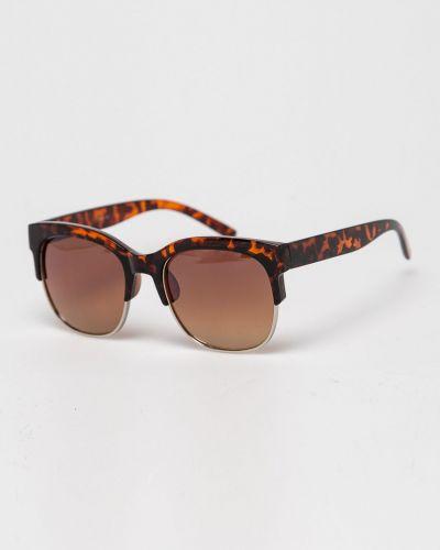 Солнцезащитные очки коричневый Answear