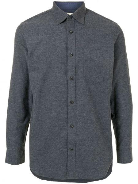 Koszula bawełniana z długimi rękawami Kent & Curwen