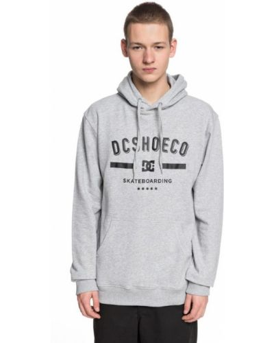 Серый джемпер с капюшоном Dc Shoes