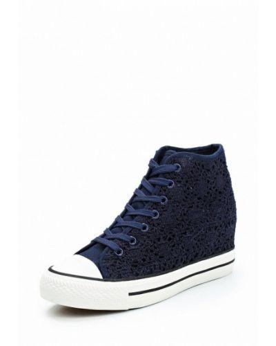 Высокие кеды на платформе для обуви Ideal Shoes®