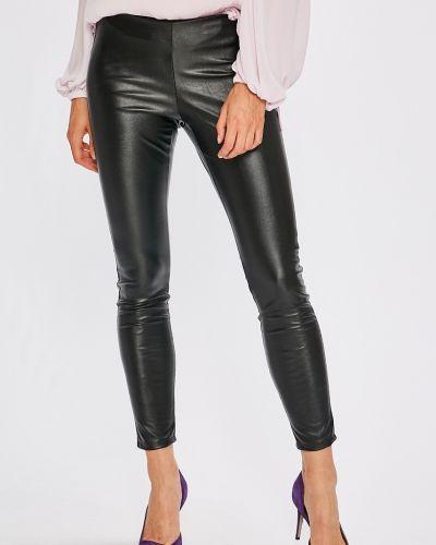 Черные брюки на резинке Silvian Heach