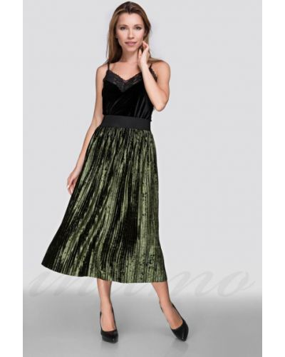 Платье-туника - зеленая German Volf