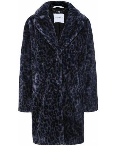 Szary płaszcz Rino & Pelle