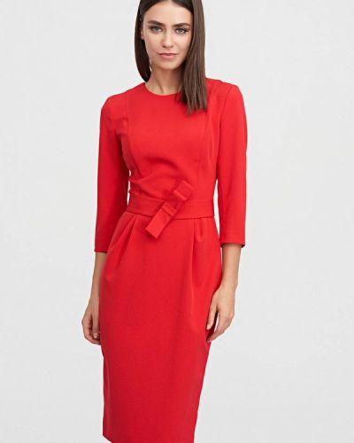 Платье - красное Natali Bolgar