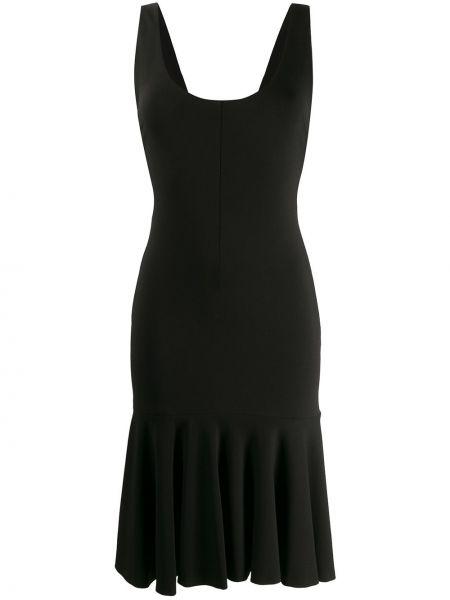 Расклешенное платье винтажное без рукавов с вырезом Dolce & Gabbana Pre-owned