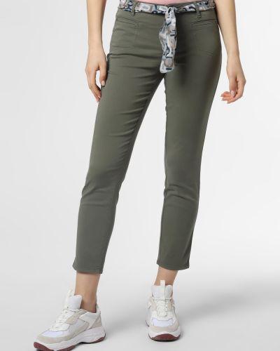 Zielone spodnie Rosner
