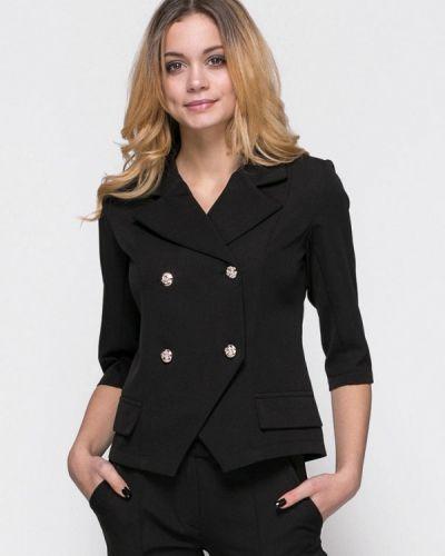 Пиджак черный Zubrytskaya