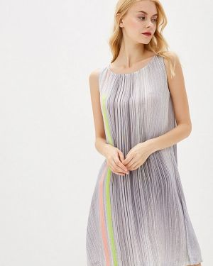 Платье серое платье-майка Belarusachka