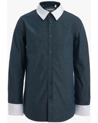Рубашка синий Gulliver