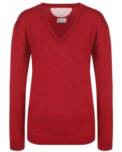 Красный свитер Redvalentino