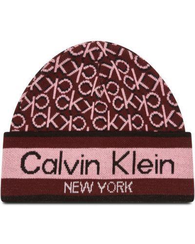 Czapka beanie Calvin Klein