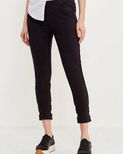 Черные зауженные брюки G-star
