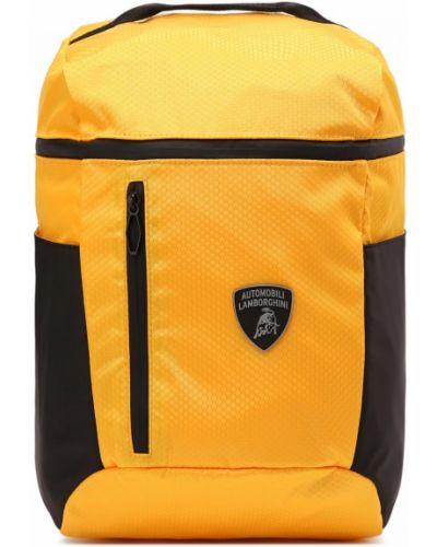 Текстильный рюкзак Automobili Lamborghini