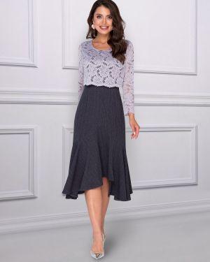 Вечернее платье на резинке платье-сарафан Charutti
