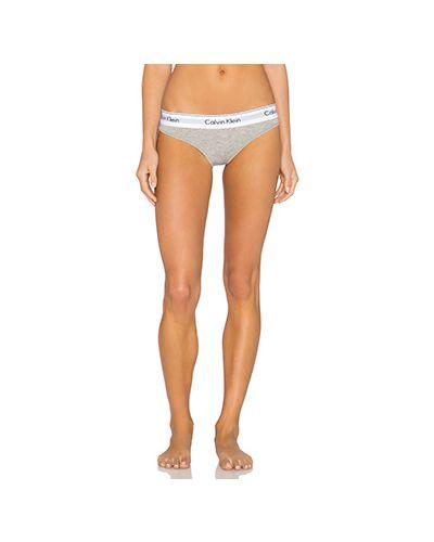 Купальник с логотипом Calvin Klein Underwear