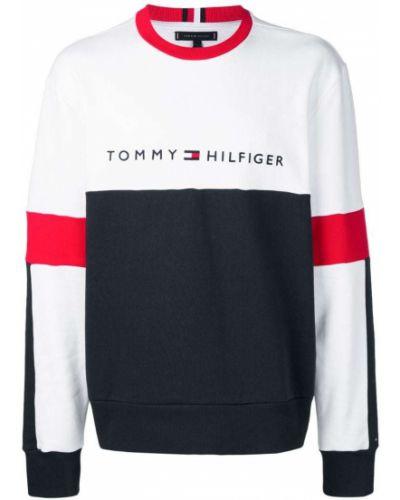 Толстовка с вышивкой с логотипом Tommy Hilfiger