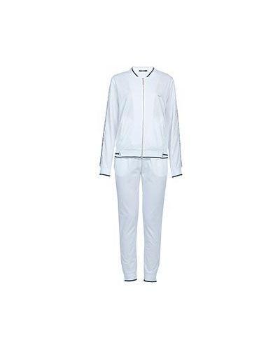 Белый спортивный костюм Liu Jo