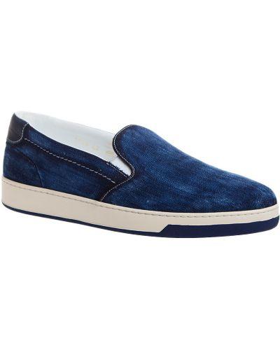 Синие слипоны Doucal's