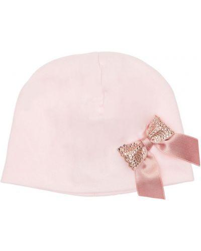 Bawełna bawełna różowy kapelusz La Perla
