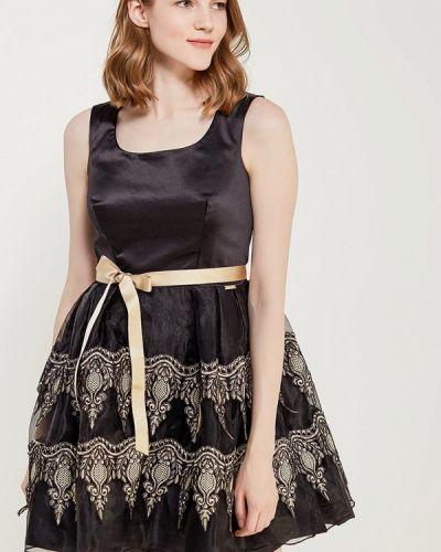 Вечернее платье - черное Rinascimento