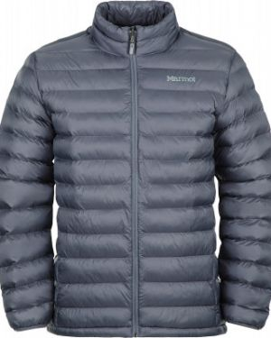 Куртка с капюшоном - серая Marmot
