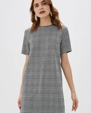 Платье - серое Valkiria