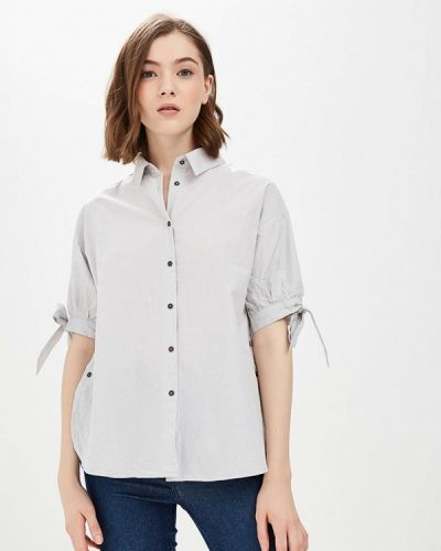 Рубашка с коротким рукавом белая Broadway