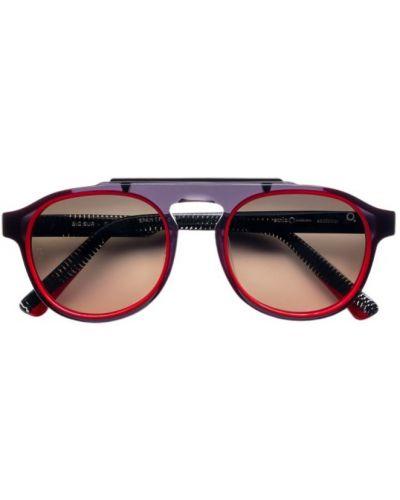 Fioletowe okulary Etnia Barcelona