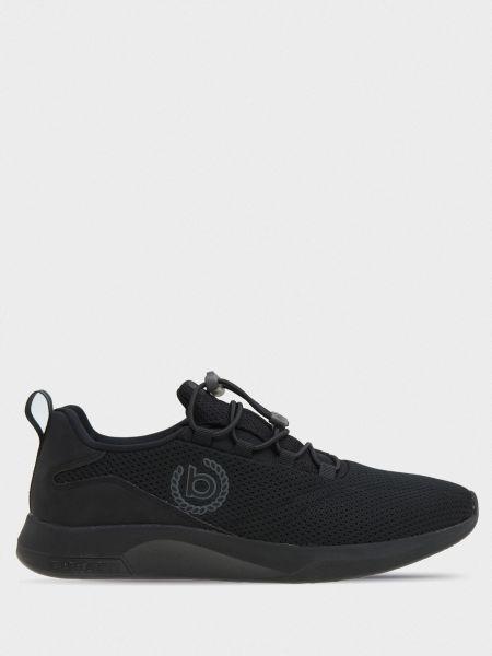 Текстильные кроссовки - черные Bugatti