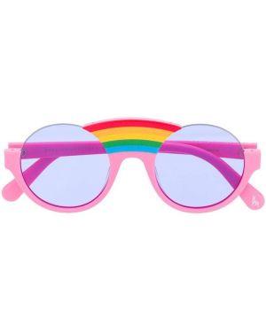 Розовые очки Stella Mccartney Kids