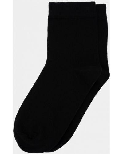 Хлопковые повседневные черные носки Ralf Ringer