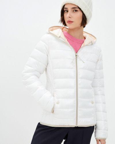 Утепленная куртка - белая Q/s Designed By