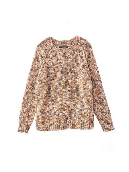 Пуловер с люрексом шерстяной Vero Moda