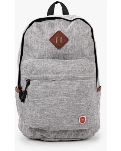 Серый рюкзак Polar