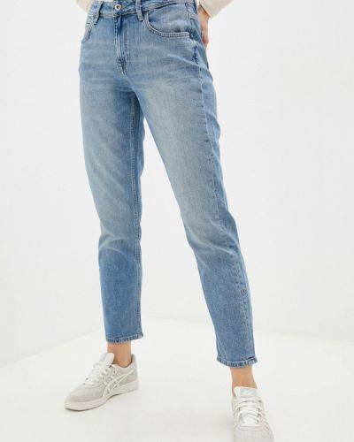 Прямые джинсы - голубые Mexx