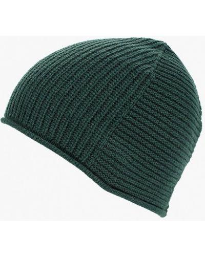 Зеленая шапка осенняя United Colors Of Benetton