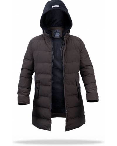 Стеганая куртка - хаки Freever