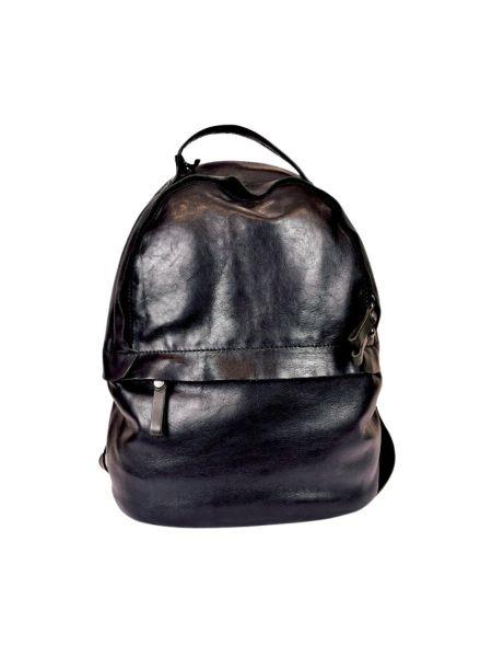 Czarny plecak Campomaggi