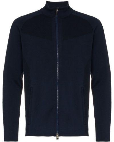 Длинная куртка - синяя Kjus