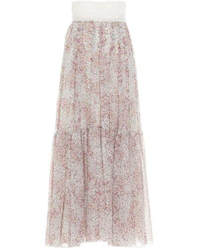 Różowa spódnica Giambattista Valli