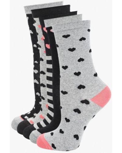 Носки черные серые Marks & Spencer