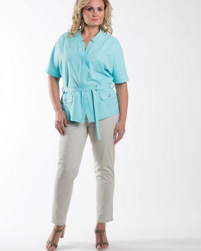 Повседневный пиджак - бирюзовый Virgi Style