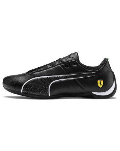 Кроссовки с перфорацией на шнуровке Puma